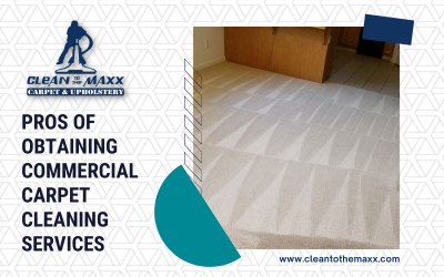 Pros Of Obtaining Commercial Carpet Cleaning Services